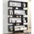 Baxton Studio Ronan Dark Brown/ Espresso Modern Storage Shelf