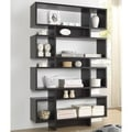 Baxton Studio Ronan Dark Brown/ Espresso Modern Storage Shelf