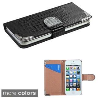 BasAcc MyJacket Wallet Case for Apple iPhone 5C