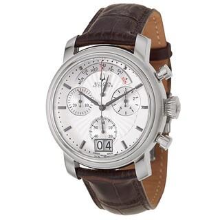 Bulova Accutron Men's 'Amerigo' Stainless Steel Chronograph, Retrograde Watch