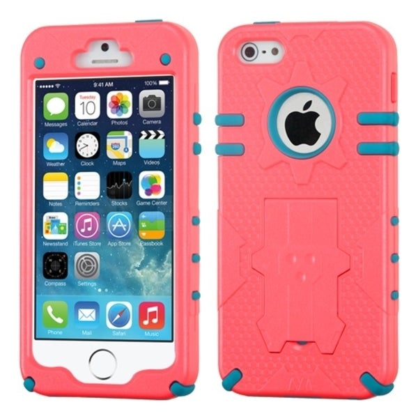 INSTEN Phantom Hybrid Phone Case Cover for Apple iPhone 5/ 5S