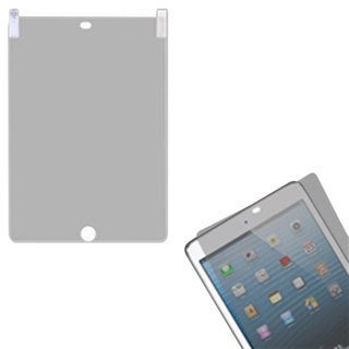 BasAcc Clear Regular Self-adhesive Screen Protector Film Shield for Apple iPad Air