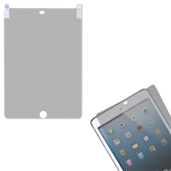 INSTEN Clear Regular Self-adhesive Screen Protector Film Shield for Apple iPad Air