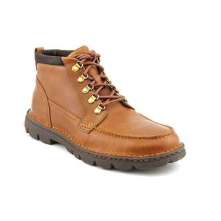 Rockport Men's 'Rocsports Lite Rugged Moc Boot' Leather Boots