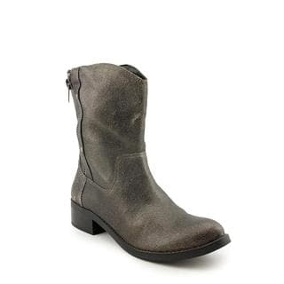 Jessica Simpson Women's 'Toots' Distressed Leather Boots (Size 8.5 )