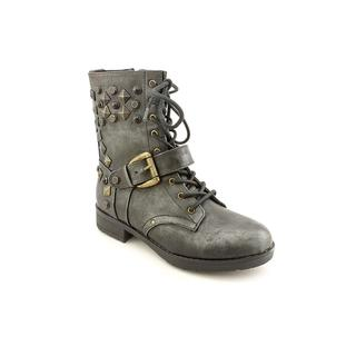 Mia Women's 'Spikke' Faux Leather Boots