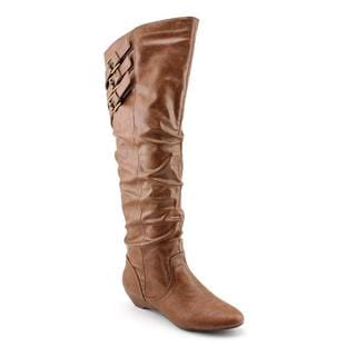 Madden Girl Women's 'Zanzabar' Synthetic Boots