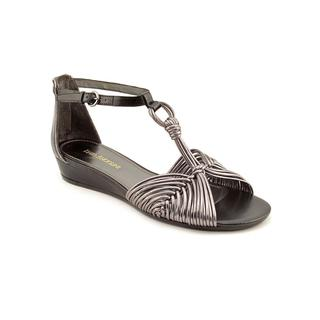 Enzo Angiolini Women's 'Notice Me' Synthetic Sandals (Size 8 )