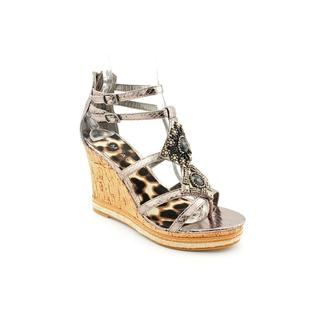 Rampage Women's 'Bastian' Fabric Sandals