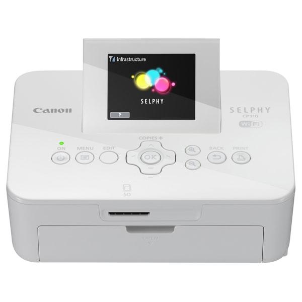 Canon SELPHY CP910 Dye Sublimation Printer - Color - Photo Print - Po