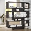 Parker Dark Brown/ Espresso Modern Storage Shelf