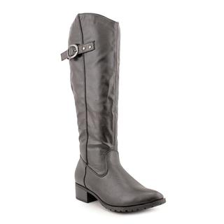 Rampage Women's 'Idaho ' Faux Leather Boots (Size 5 )