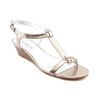 Bandolino Women's 'Gurrey' Synthetic Sandals