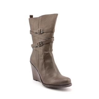 Biviel Women's '3278' Leather Boots (Size 11 )