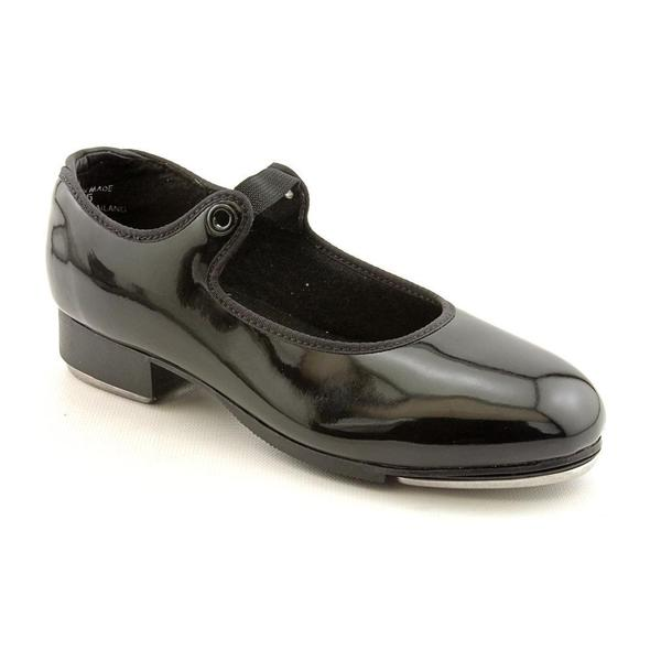 Capezio Girl (Youth) 'Jr. Tyette' Patent Athletic Shoe