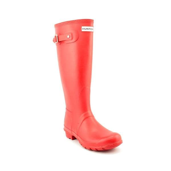 Hunter Women's 'Original Tall' Rubber Boots (Size 6 )