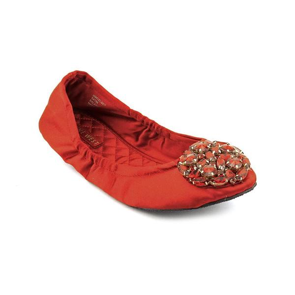 Nine West Women's 'Celsey' Satin Casual Shoes (Size 8)