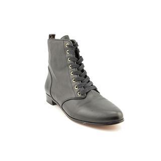Betsey Johnson Women's 'Olllie' Leather Boots