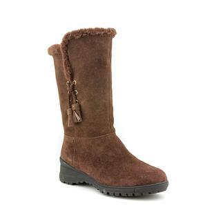 Lauren Ralph Lauren Women's 'Tadina' Regular Suede Boots (Size 5.5 )
