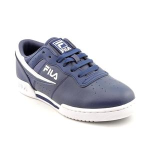 Fila Men's 'Original Fitness' Leather Casual Shoes (Size 7.5 ) Today