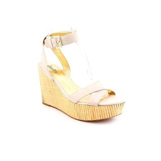 Charles By Charles David Women's 'Bamboo' Regular Suede Sandals (Size 10 )