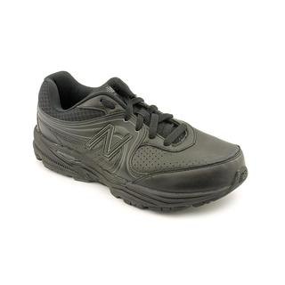 New Balance Men's 'MW840BK' Man-Made Athletic Shoe - Wide (Size 8 )