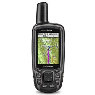 Garmin GPSMAP 64st Handheld GPS Navigator