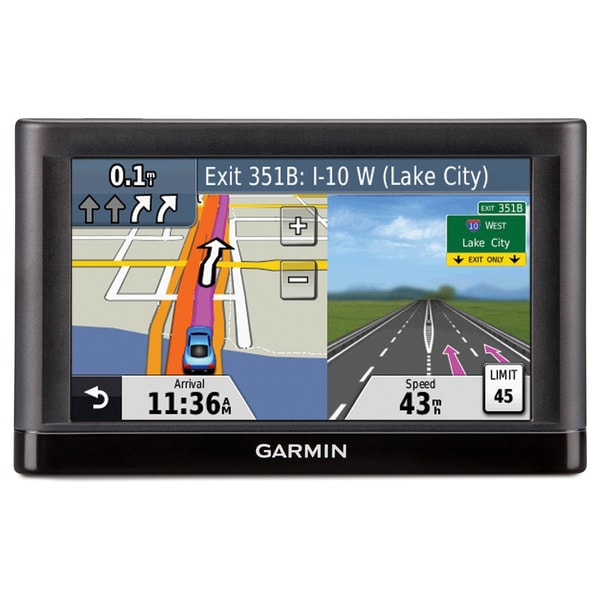 Garmin n 55LM Automobile Portable GPS Navigator