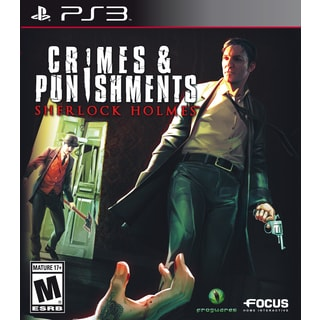 PS3 - Crimes and Punishments: Sherlock Holmes