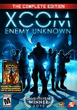 PC - XCOM Enemy Unknown The Complete Edition