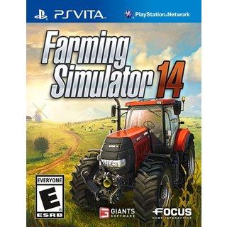 PS Vita - Farming Simulator '14