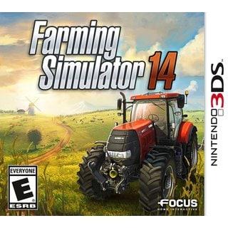 Nintendo 3DS - Farming Simulator '14