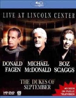 Dukes Of September Live (Blu-ray Disc)
