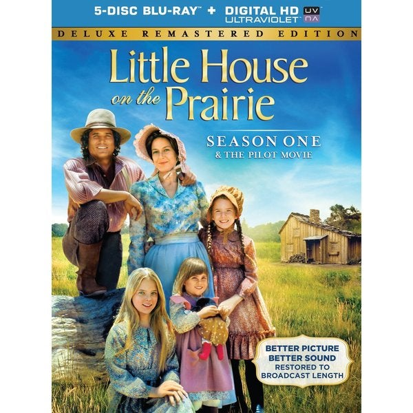Little House On the Prairie: Season One (Blu-ray Disc) 12350823