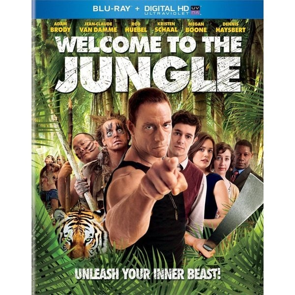 Welcome To The Jungle (Blu-ray Disc) 12350866