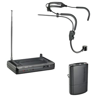 Audio-Technica ATR7100H Wireless Microphone System