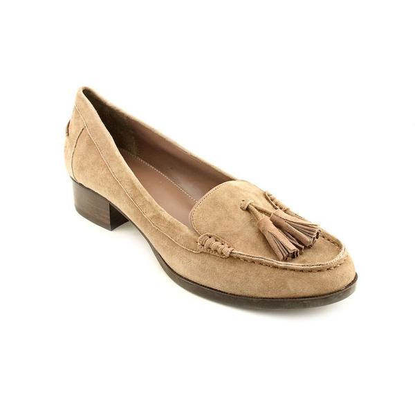 Lauren Ralph Lauren Women's 'Pomona' Regular Suede Casual Shoes (Size 6 )