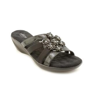 Walking Cradles Women's 'Cookie' Leather Sandals - Narrow (Size 8 )