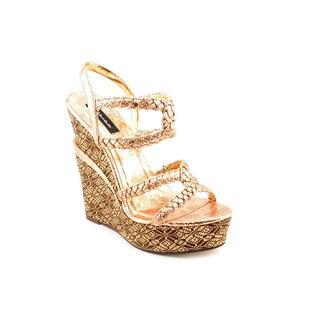 Michael Antonio Studio Women's 'Geena' Faux Leather Sandals (Size 10 )