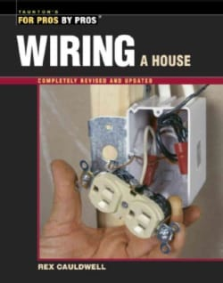 Wiring a House (Paperback)