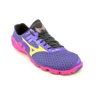 Mizuno Women's 'Wave Evo-Levitas' Mesh Athletic Shoe