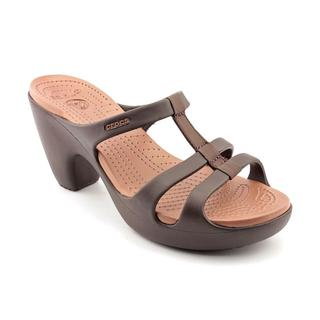 Crocs Women's 'Cyprus III' Man-Made Sandals (Size 11 )