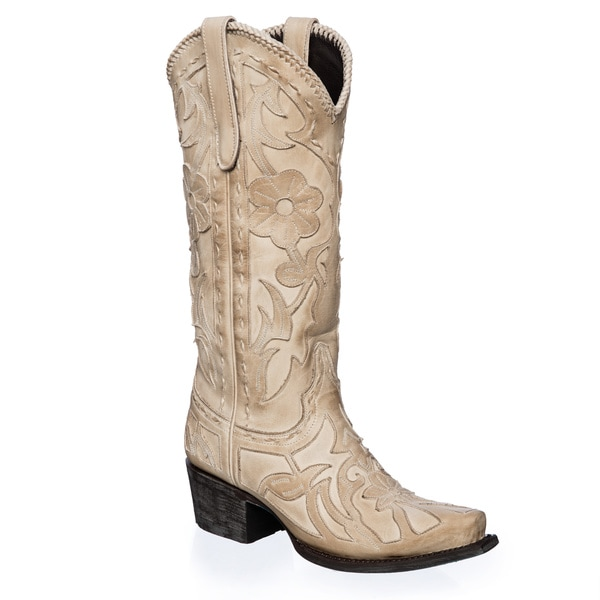 Lane Boots 'Poison' Women's Leather Cowboy Boots