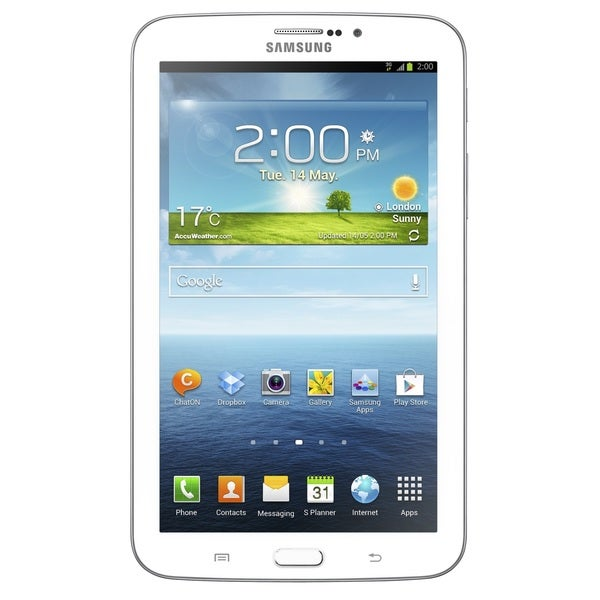 Samsung Galaxy Tab 3 7.0 T211 8GB 3G Android 4.1 White Tablet PC
