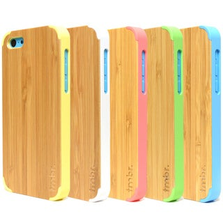 TMBR Bamboo Wood iPhone 5C Case