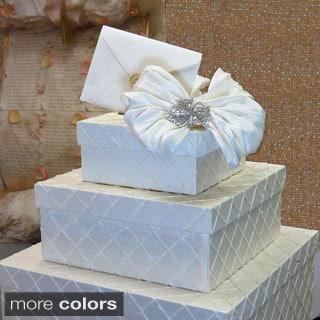 3-tiers Square Envelope Box