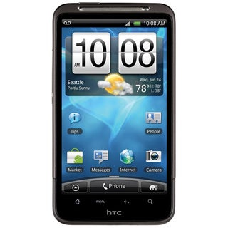 HTC Inspire 4G A9192 Unlocked GSM Black Android Phone (Refurbished)