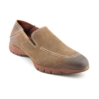 Hush Puppies Men's 'Five Base' Regular Suede Dress Shoes