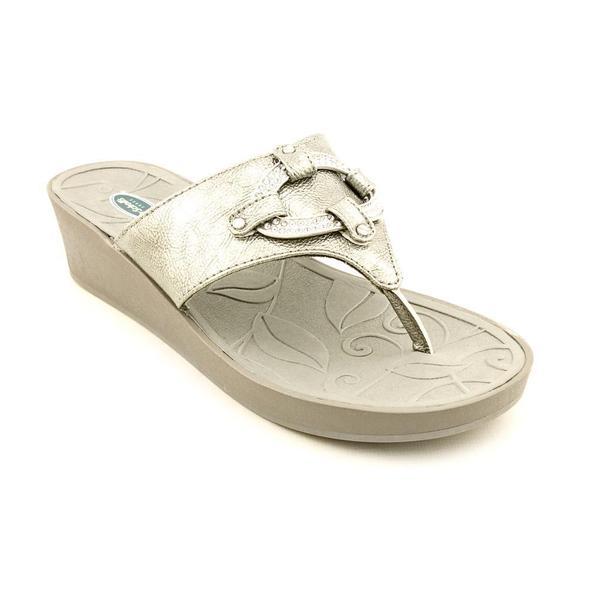 Dr. Scholl's Women's 'Razzle' Synthetic Sandals