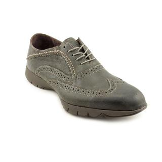 Hush Puppies Men's 'Five-Brogue' Leather Casual Shoes